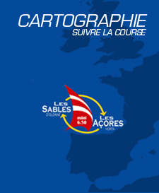 Cartographie de la course
